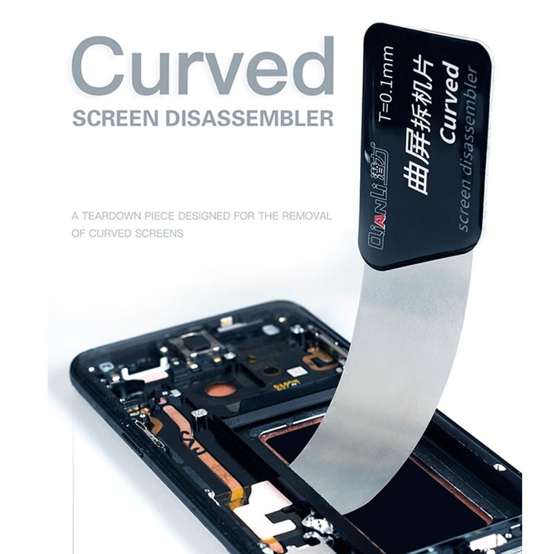Palanca de desmontaje de pantalla curva herramientas divisoras de apertura para Samsung,...