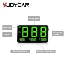 Große Schriftarten Display GPS Hud Auto GPS Tacho Projektor Armband KM/h MPH Geschwindigkeit Alarm Höhe Satelliten Zeit Kompass laufleistung