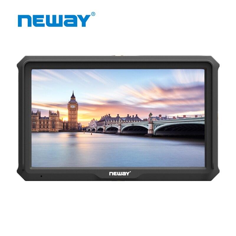 Neway CT500HO Super Light 5 дюймов FHD 1920x1080 4K HDMI на камере полевой монитор 5 дюймов hdmi монитор