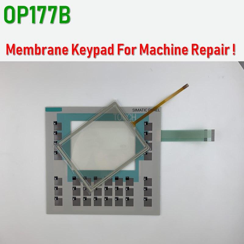 OP177B 6AG1642-0DA01-4AX1 6AG1 642-0DA01-4AX1 Membrane Keypad for SIMATIC HMI Panel repair~do it yourself, Have in stock