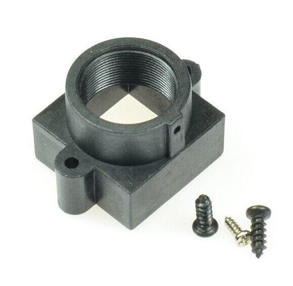 10 pçs/lote CCTV bordo Lente Da Câmera CCD Lens Mount for M12 x 0.5 20mm parafuso distância