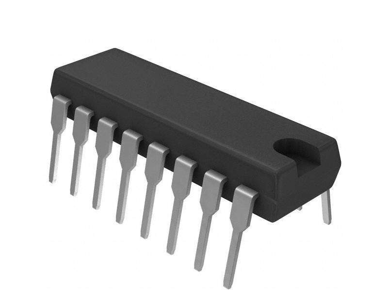 10 TEILE/LOS NEUE UC3846 UC3846N DIP-16 Spannung Regler DC Schalt Controller IC Qualität Assurance