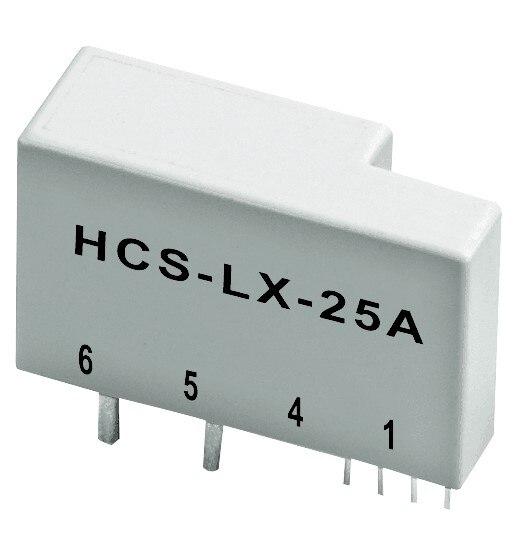 Envío Gratis nuevo y original HCS-LX 05A 10A 15A 20A 25A 30A 50A 75A sensor de corriente