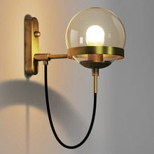 LED Wall Lamps Modern Simple Bedroom sconce Light Indoor Kitchen living Room Corridor Lighting bar coffee Wall lights lamp