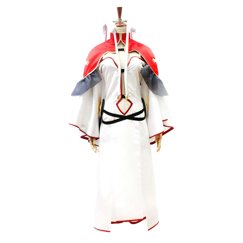 High Quality Fate/Grand Order Arcade Ruler Marthe cosplay costume
