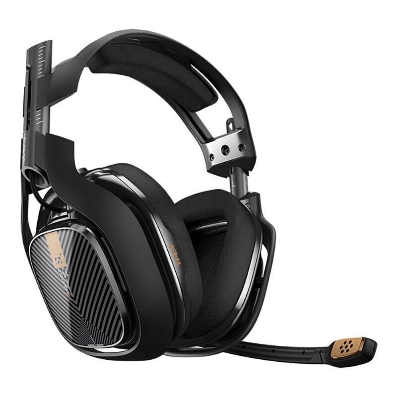 Logitech Astro A40 TR-auriculares para videojuegos, con micrófono, auriculares profesionales con cancelación de ruido para jugadores de Xbox/PS, auriculares para portátil