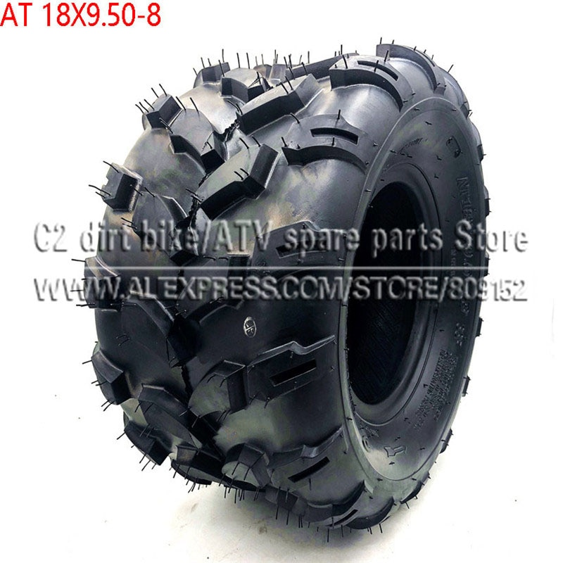 18X9.50-8 Kart Auto Parts 8 pulgadas neumáticos ATV 18X9.50-8 18*9,50-8 neumático autovía neumáticos resistentes al desgaste