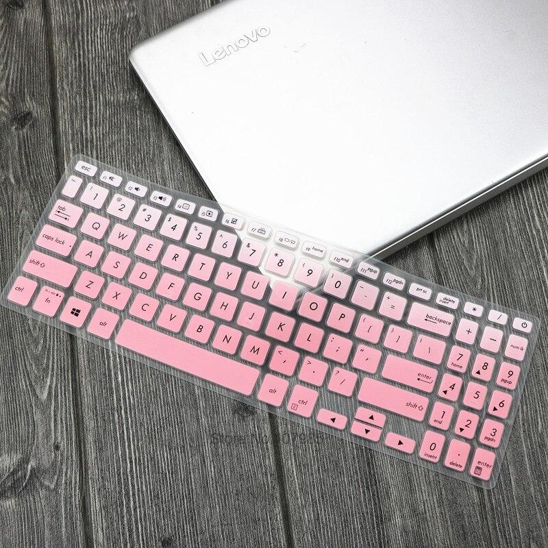 15,6 дюйм чехол для клавиатуры кожа для Asus VivoBook 15 X512FL X512UF X512UA X512FA X512da X512UB F512 F512U F512DA X512 Y5000U
