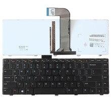 NOUVEAU POUR Dell Inspiron 14R N4050 M4040 N4110 N4120 M4110 M521R 14R 5420 7420 15R 5520 SE 7520 Clavier dordinateur portable Avec rétro-éclairage