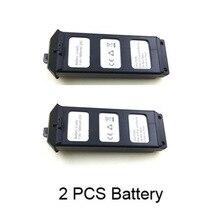 2 pcs 7.4 V 1800 Mah li-po batterie pour MJX B5W Bugs 5 W/JJPRO X5 Wifi FPV RC quadrirotor Drone pièces de rechange MJX B5W batterie B5W012