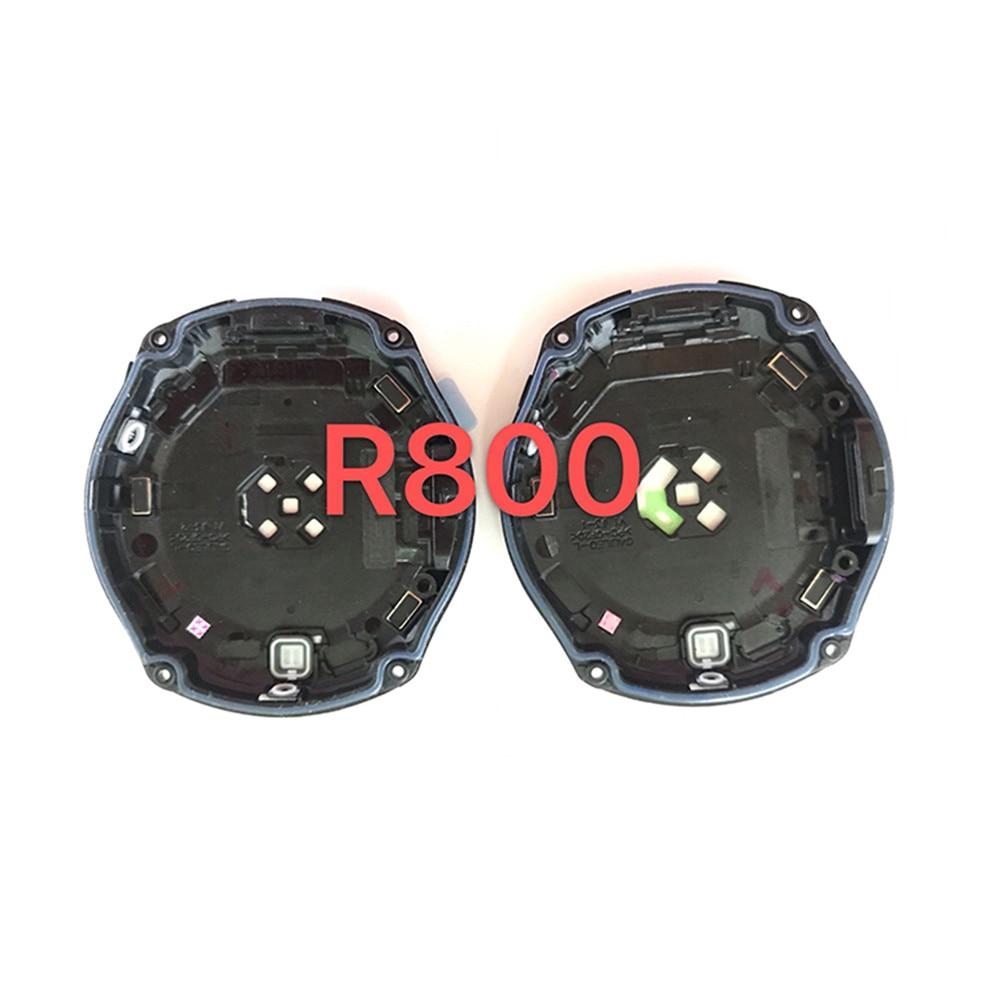 Задняя стеклянная крышка корпуса для часов Samsung Galaxy Watch SM-R810 42 мм SM-R800 46 мм, запасная Задняя стеклянная крышка корпуса, запасные части
