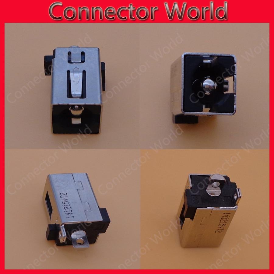 New dc power jack conector para toshiba satellite l300 l305 l300d L305D L355 L500 L510 L515 L521 L526 L536 DC Jack Sem cabo