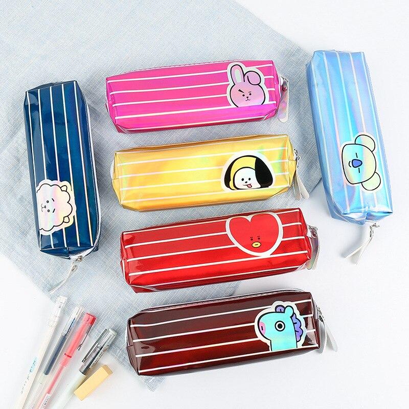 Милый чехол-карандаш для девочек и мальчиков «назад в школу», подарок для детей, сувениры для детского душа, подарок на Новый год, Рождество, детские праздничные сувениры