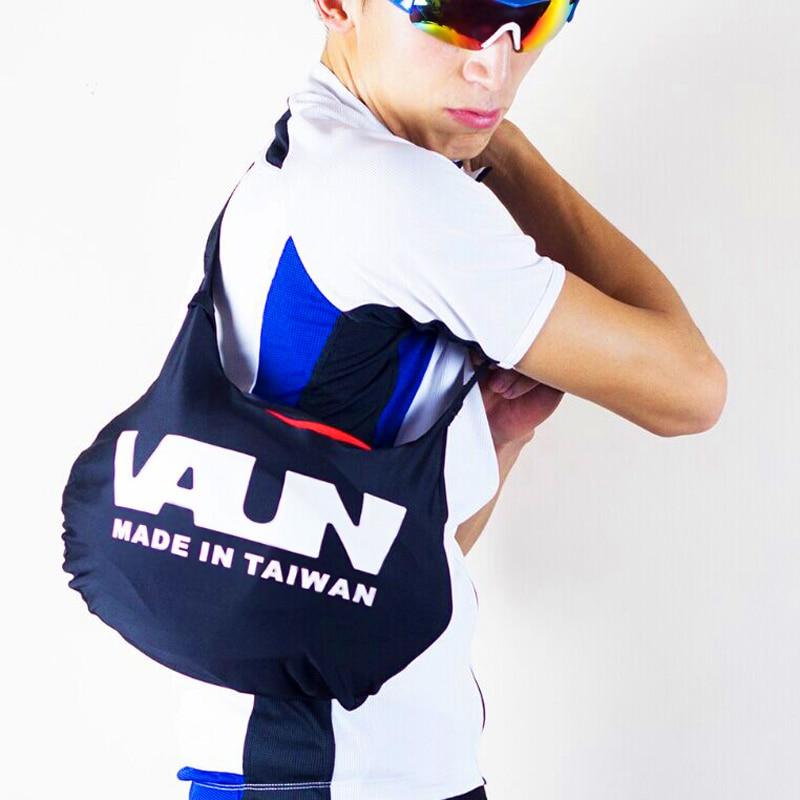 VAUN bolso de mensajero para bicicleta paquete ciclismo mochila deportes bicicleta