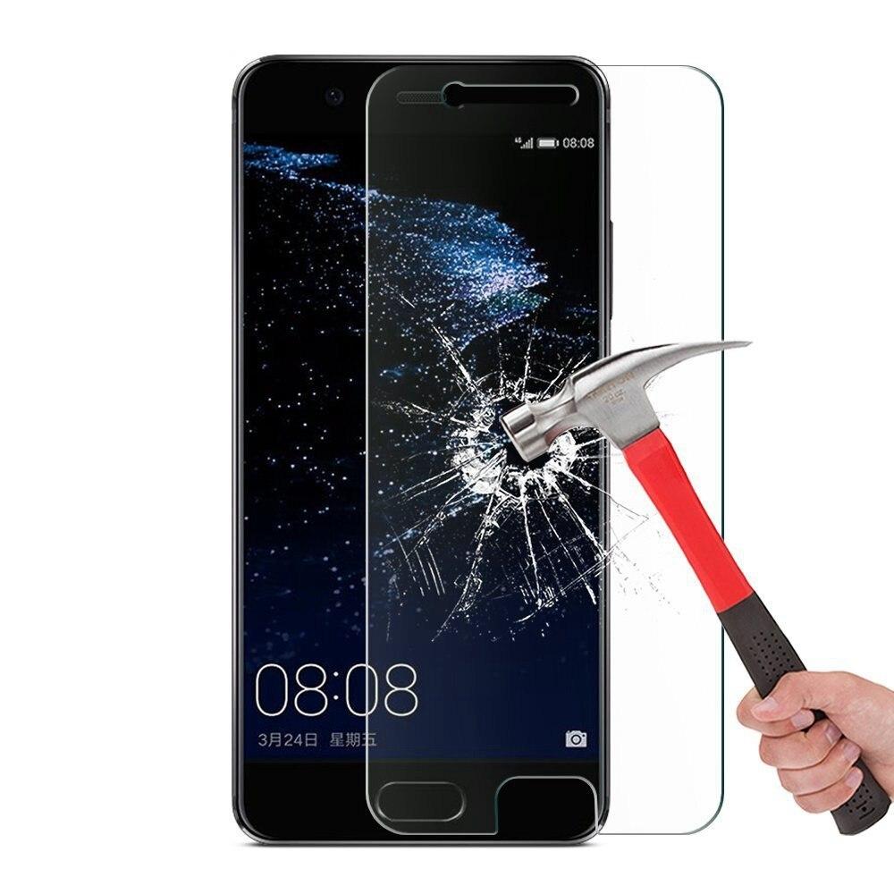 2 шт./лот 9H Премиум Закаленное стекло для Huawei P10 VTR-L09 VTR-L29 VTR-AL00 5,1 дюйма Защитная пленка для экрана