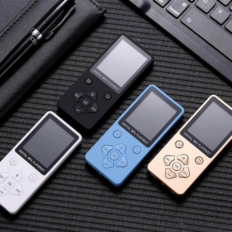 1 8 дюймовый TFT дисплей портативный MP3/4 плеер Walkman без потерь рекордер FM радио видео
