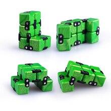 QiYi Unendliche Magie Cube Puzzle Spielzeug DIY Anti Stress Entspannen Spielzeug für Erwachsene Endlosen Cube Spielzeug für Kinder 6 Jahre alt