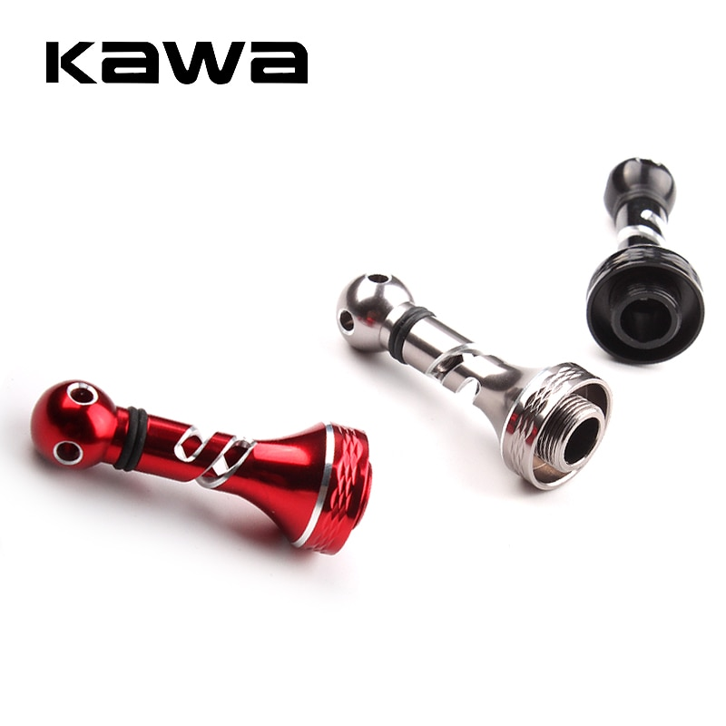 Kawa New Fishing Reel Stand Suit For Shimano Spinning Reel Handle Accessory With Luminous Stick Weight 7.4g Length 46mm enlarge