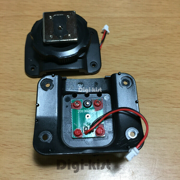 Nuevo Metal caliente zapatos de pie para Godox TT600 Canon Nikon TT600C TT600N luz de flash reparación arreglar parte