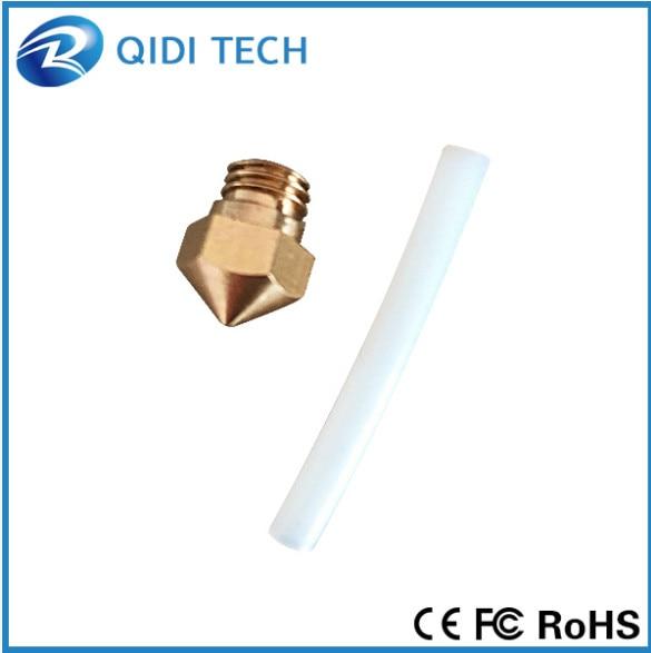QIDI TECHNOLOGY Nozzle  for QIDI TECH I ( Xone2) 3d printer print with 1.75mm filament