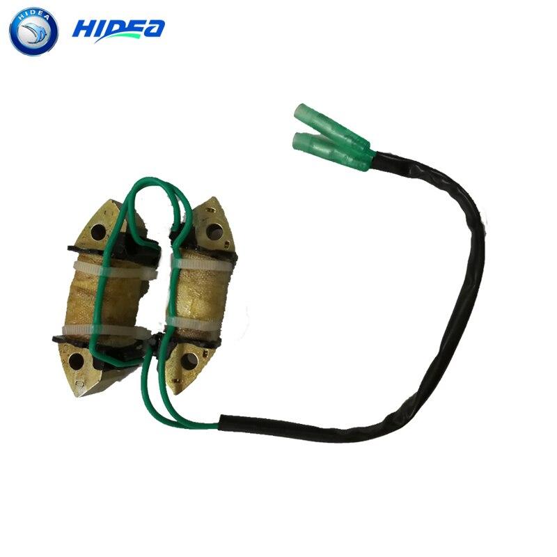 Катушка для освещения Hidea 4 Stoke 9,9 HP для YMH 68T-85533-10-00, подвесной двигатель