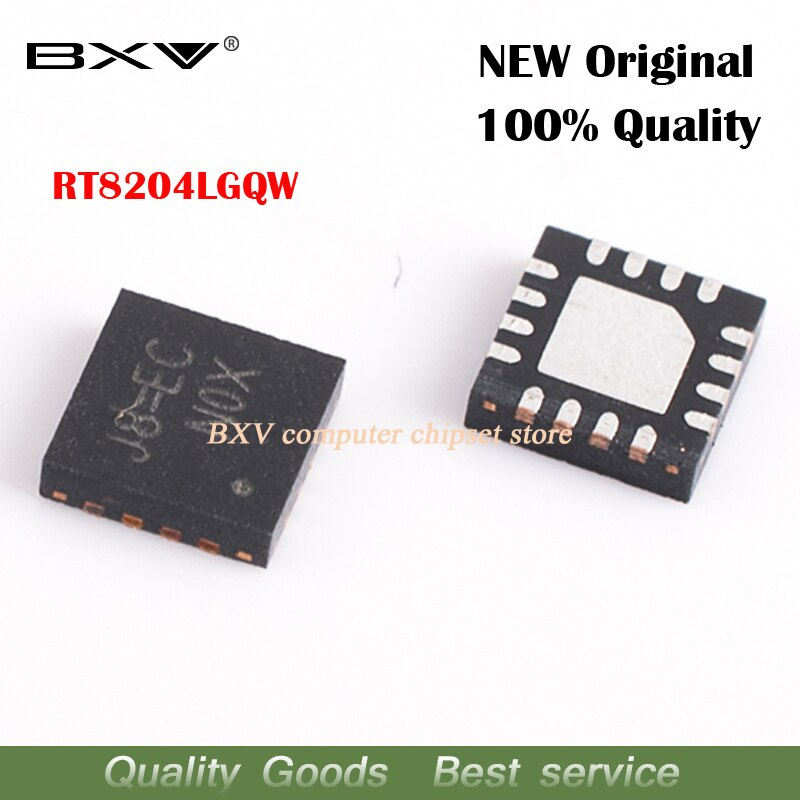 Envío Gratis 5 piezas RT8204LGQW RT8204LZQW RT8204L (J8 = 88 J8 = EF J8 = ce) QFN-20 nuevo original