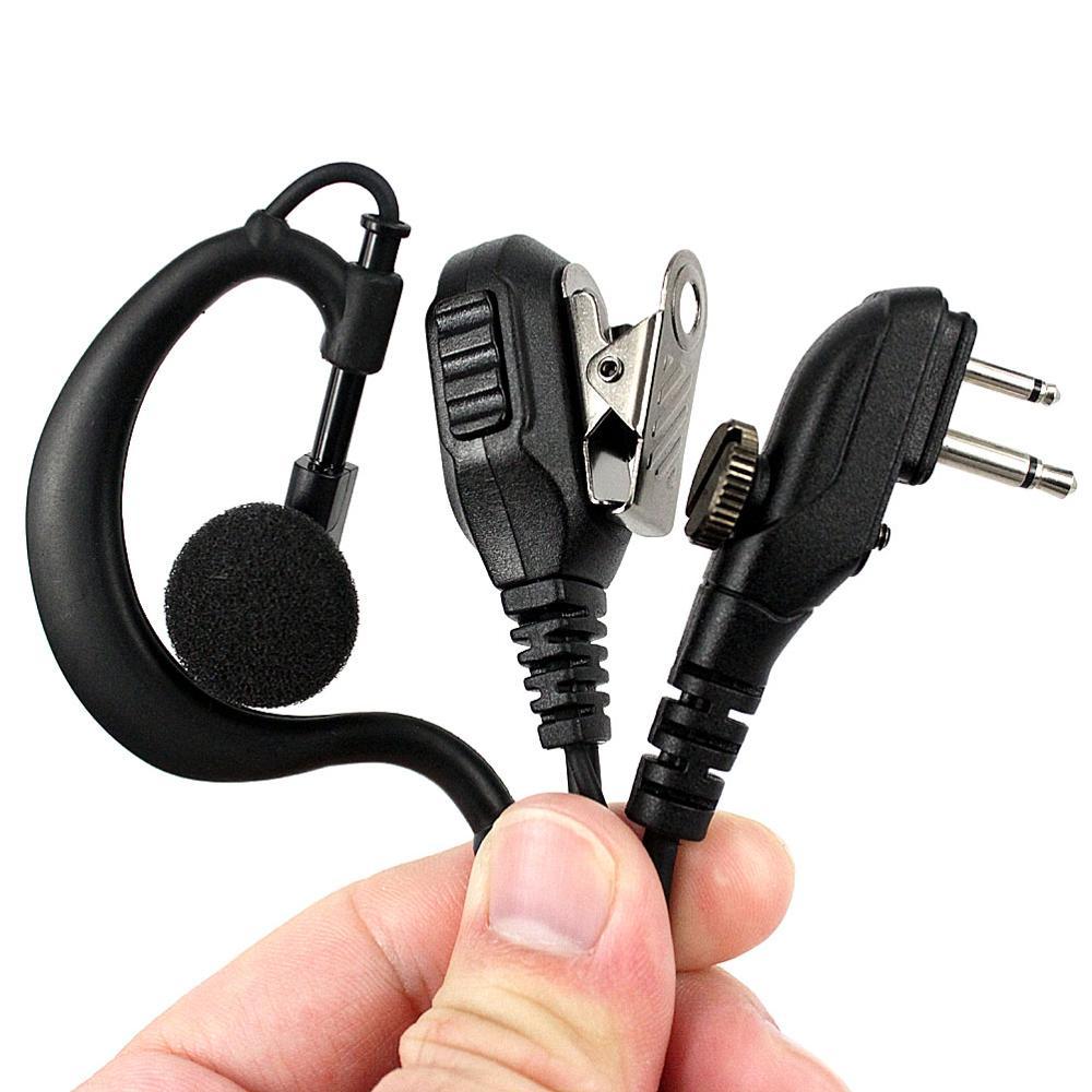 PTT наушники гарнитура микрофон для HYT Hytera TC-500 TC-518 TC-580 TC-446S TC-600 TC-610 TC-620 TC-618 Walkie Talkie наушники