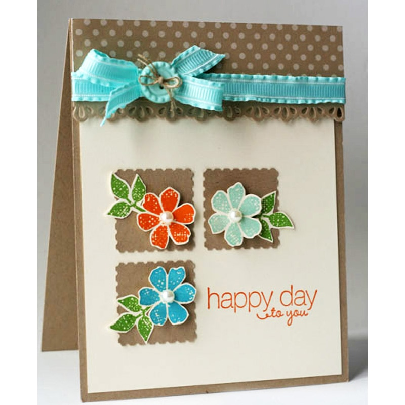 natural flower and leaves Metal Cutting Dies Stamp Set for DIY Scrapbooking Decoretive Embossing Stencial