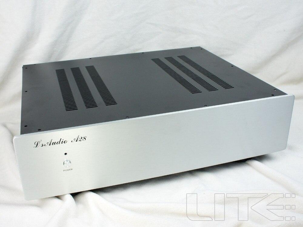 Carcasas multiusos LITE A28 D series para auriculares, decodificador, chasis amplificador