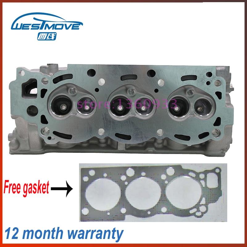 Culata para Toyota Camry Pick-up 4 Runner T100 hi-lux 2958cc 3.0L V6 12V 89-93 motor 3VZ 3VZE L 11101-65021 11101-65011