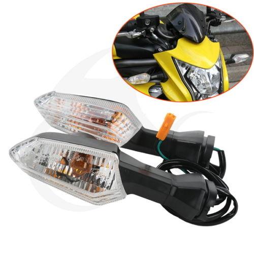 Motorcycle Clear Lens Richtingaanwijzer Amber Light Voor Kawasaki ER-6N ER6N 2012-2014