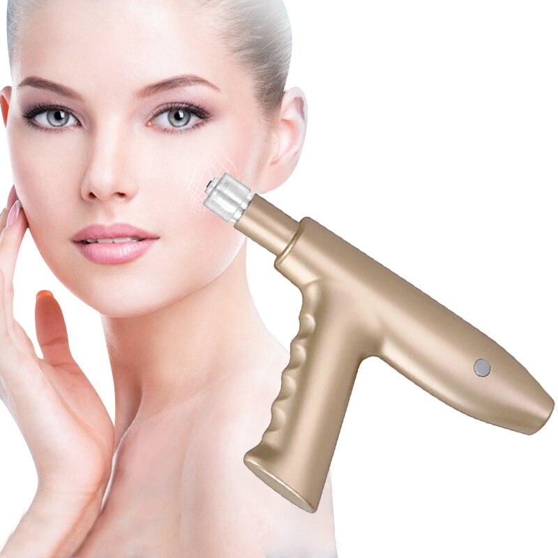 Beauty Injection Gun Skin Nano Meso Water Injection Gun Microcrystal Mesotherapy Skin Rejuvenation Beauty Facial Moisturizing