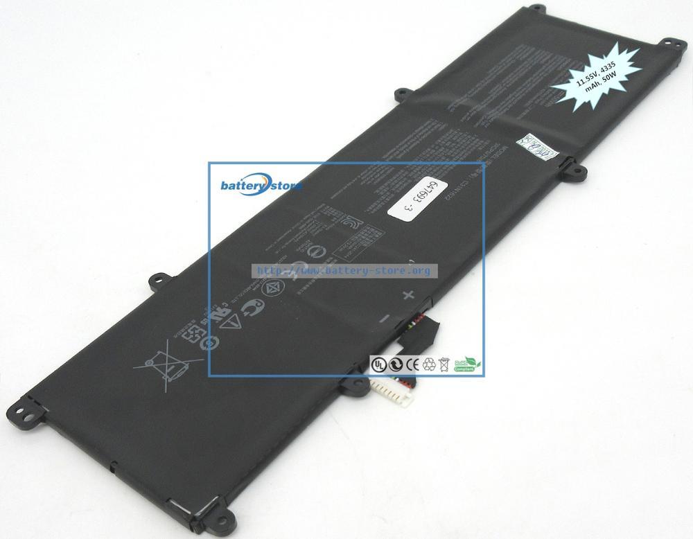 New Genuine laptop baterias para UX430UQ-1D, ZenBook UX430UA-GV001R, UX430UA-GV259T, UX430UA, UX3430UA-GV301T, 11.55 v, 3 celular