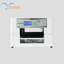 Многофункциональный струйный виниловый принтер A3 Размер растворитель печатная машина для карты данных