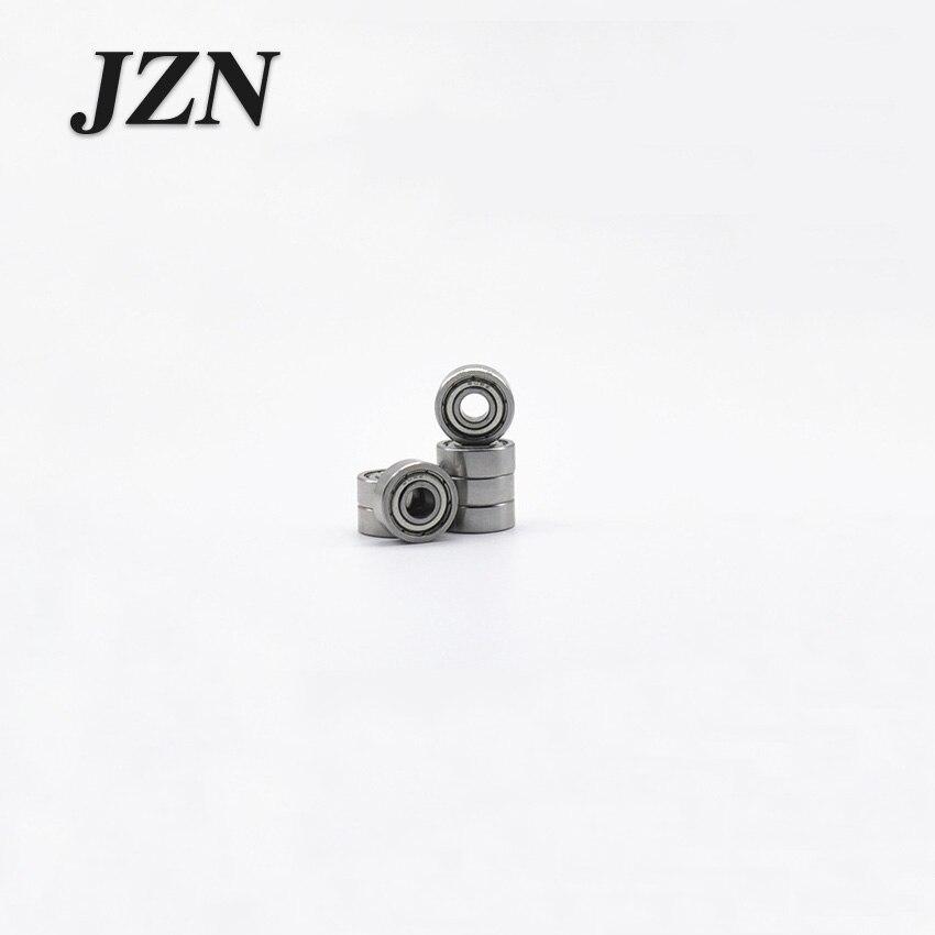 MR126RS Bearing ABEC-3 (10PCS) 6X12X4 mm Miniature MR126 - 2RS RU Ball Bearings Blue Sealed For Axial SCX10 II