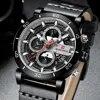NAVIFORCE – montre à Quartz de Sport pour hommes chronographe marque de luxe à la mode