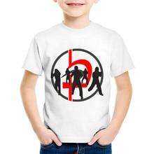 Israel Krav Maga Printed Children T-shirts Kids Self Defense Fitness IDF Summer Tee shirt Boys/Girls Casual Baby Clothing,HKP715