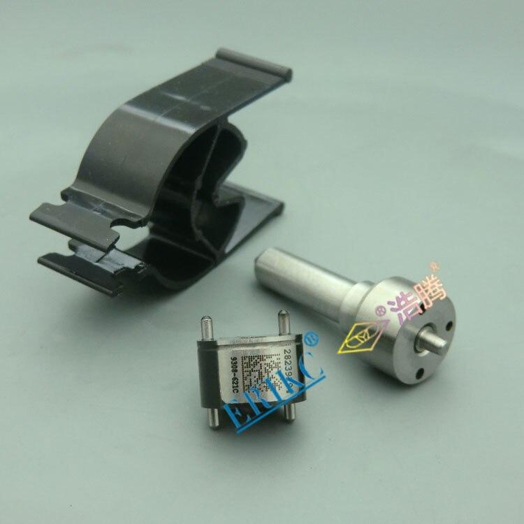 7135-646 inyector para riel EJB R05102D Kits de reparación de pulverizador de boquilla L381PBD Válvula de 9308-621C para inyectores 28232251 EJBR05102D