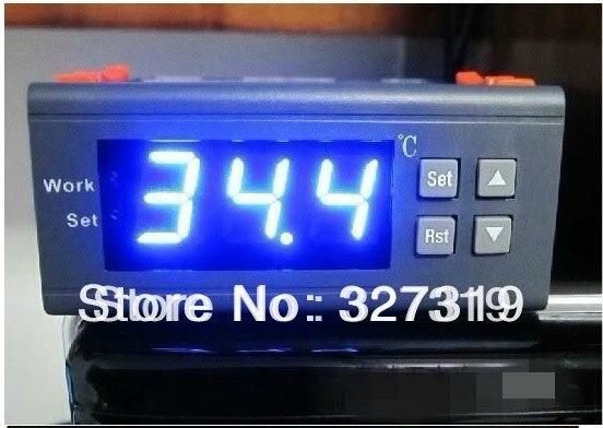 NEW 12V Digital LCD Thermostat Temperature Regulator Controller Aquarium fish Tank lcd digital aquarium thermometer fish tank water temperature meter aquarium temp detector fish alarm pet supplies tool aquatic
