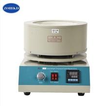 ZOIBKD laboratory  2L Short Path Kit w/Magnetic Stirring Heating Mantle 110V/220V