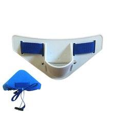 1 pièces Durable taille cardan combat pêche ceinture porte-canne à poisson réglable combat ceinture canne à pêche pôle support matériel de pêche