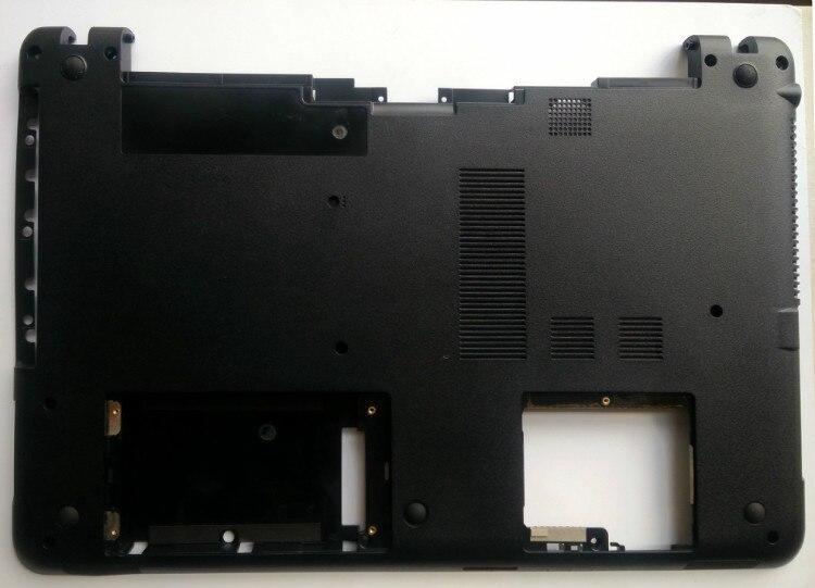 Nuevo para Sony vaio cubierta inferior SVF152 SVF153 SVF154 SVF152C26L SVF15218CXW svf15215CDW cubierta de la base lowe carcasa D negro