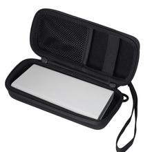 Le plus nouveau étui rigide deva pour la batterie externe de xiaomi 20000 mAh 2C couvrent le sac de chargeur a adapté le sac mi chargeur de batterie portable 20000 mAh 2C poche