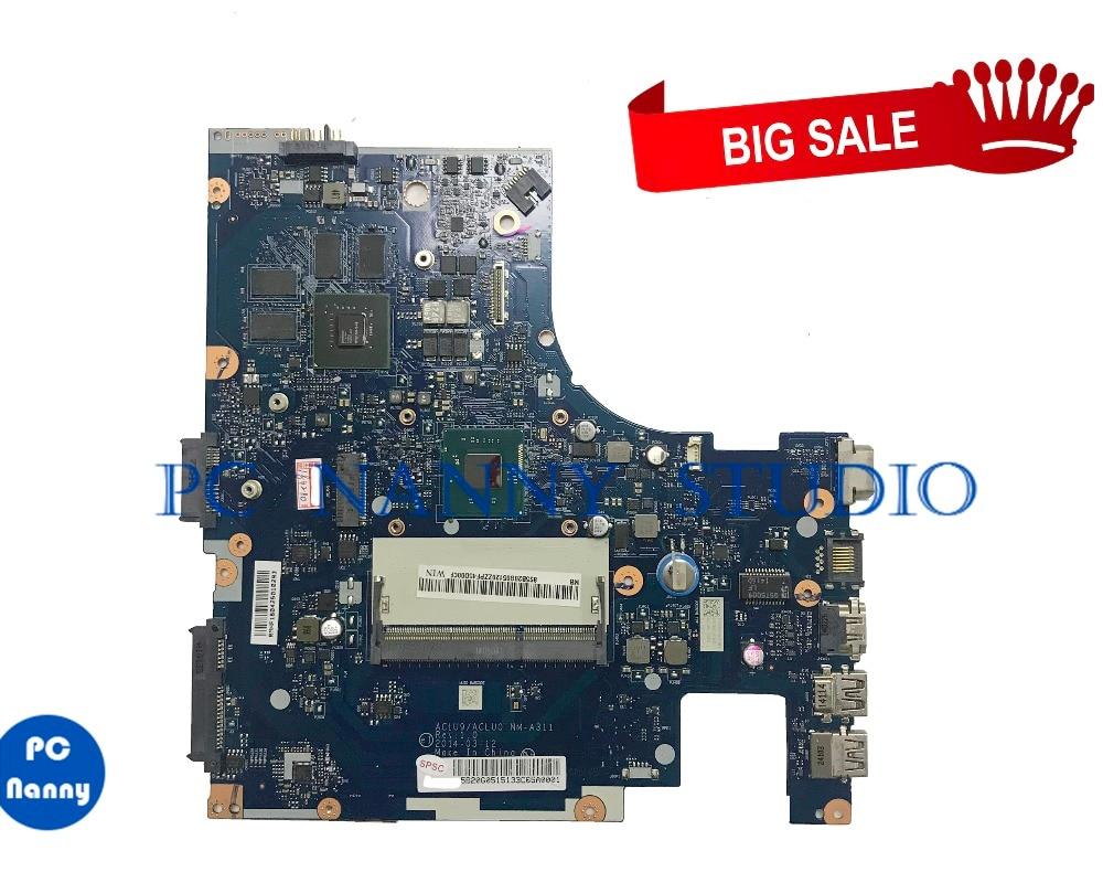 Tarjeta madre para ordenador portátil Lenovo G40-30 NM-A311 5B20G05120 N3530 DDR3 probado