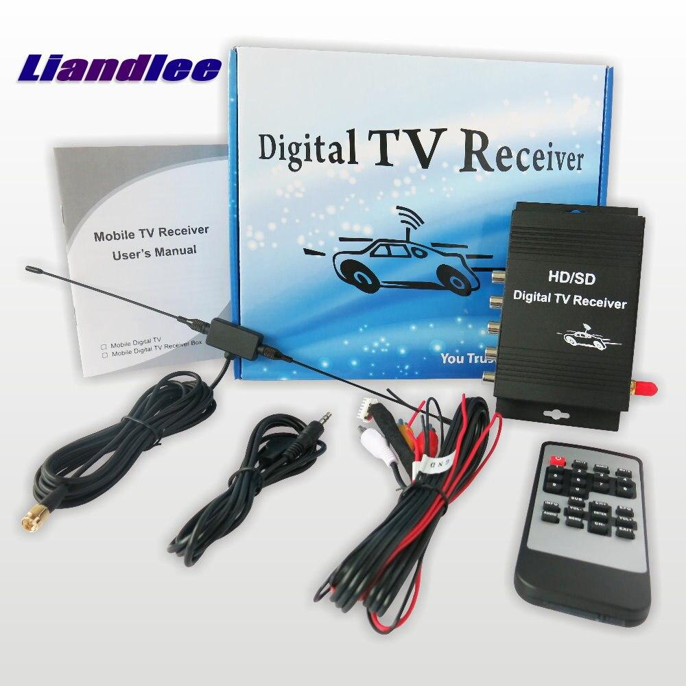 Model M-488X Car Digital TV ATSC Receiver D-TV Mobile HD Turner For Dominican, El Salvador, Honduras, Puerto Rico