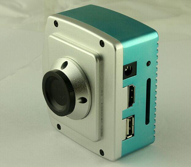 أفضل بيع CE ISO 1080P 60fps كاميرا ميكروسكوب HDMI/كاميرا صناعية ث/USB ، تخزين بطاقة SD وعمل الماوس