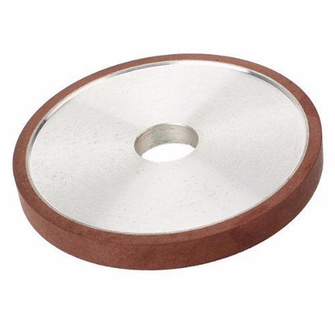 Vaso de Muela de Diamante resistente al desgaste 100mm 180 arena cortador amoladora para hojas de sierra carburo Pulido de metales Mayitr