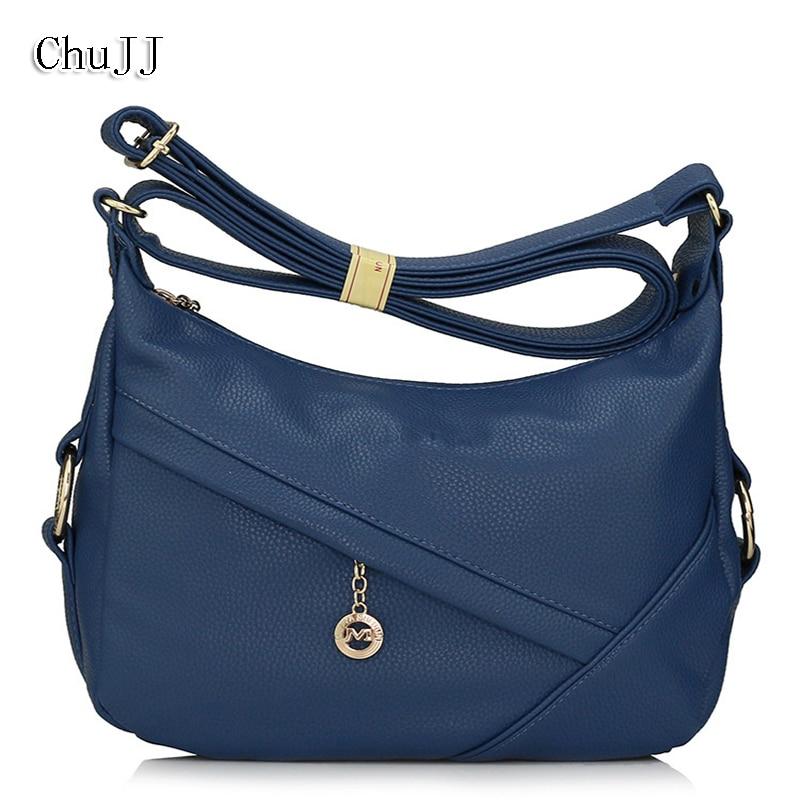 Chu JJ, bolsos de mano de cuero genuino para mujer, de retales de lujo a la moda bolsos, bolsos de mujer, bolsas de mensajero, bolsos de hombro para mujer
