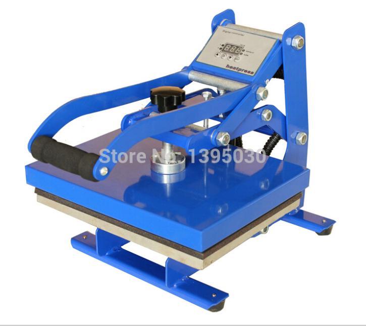 38*38 см теплопередающая машина лазерная резка футболок горячий пресс небольшой тепловой пресс HP230A