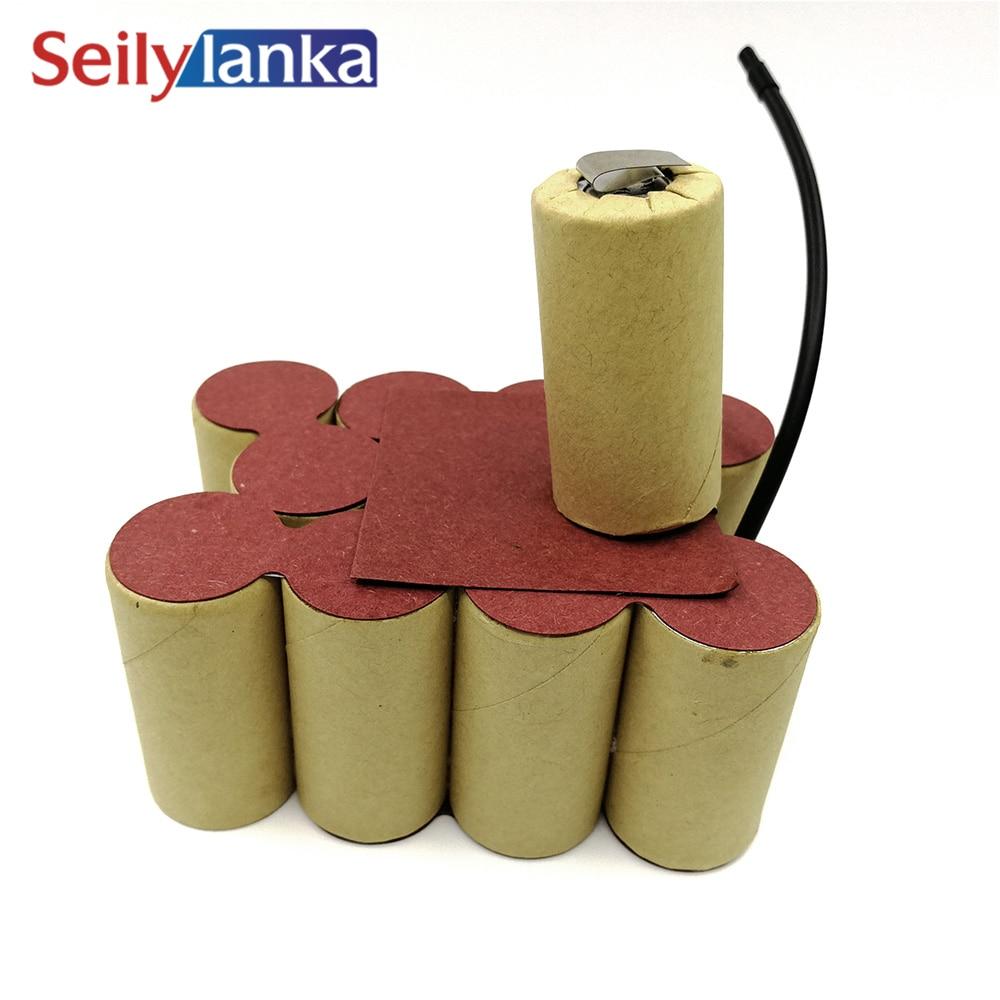 3000mAh para PowerLine 14,4 V Ni MH batería paquete CD BG-6 para auto-instalación